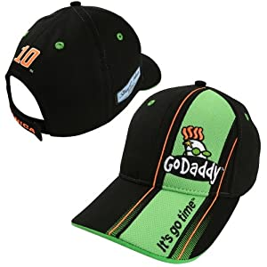 Buy Chase Authentics Danica Patrick Element Adjustable Hat - Black Green by Chase Authentics