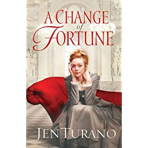 A Change of Fortune by Jen Turano