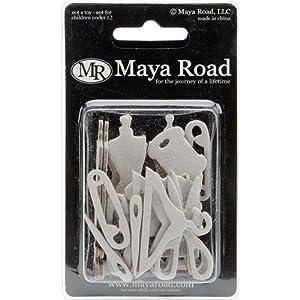 Maya Road Sew Cute Chipboard Set