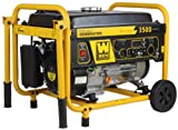 WEN 56352 3500 Watt 212cc 7 HP OHV Gas Powered Portable Generator with Wheel Kit