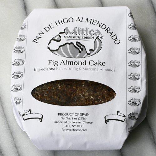 Mitica Fig Almond Cake Recipe