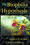 The Biophilia Hypothesis (Shearwater Book)