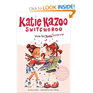 Katie kazoo switcheroo coloring pages | 300x300