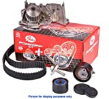 GATES POWERGRIP TIMING BELT KIT WITH WATER PUMP KP55569XS-1 AUDI A4 1.9 TDI 11/04 - 03/08