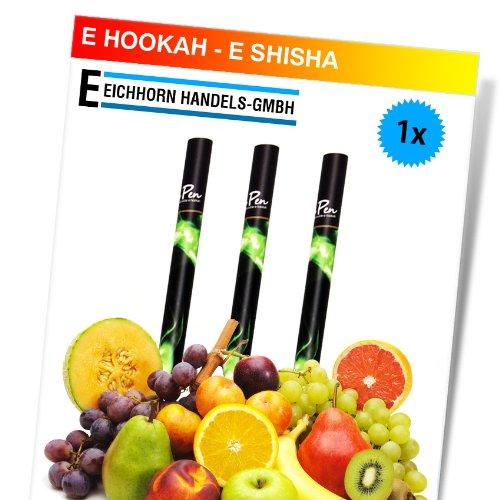 E-Hookah Elektrische Shisha Schischa Pfeife Wasserpfeife to go 2 go Neu Wassermelone