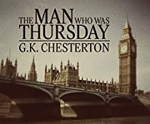 The Man Who Was Thursday Audiobook by G. K. Chesteron Narrated by Gildart Jackson