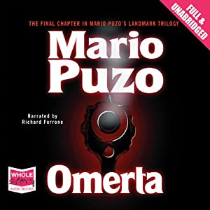 Omerta Audiobook