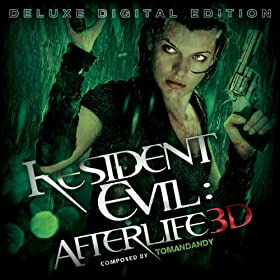 Resident Evil : Afterlife (Deluxe Version)