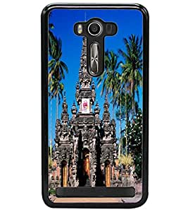 Droit Printed Back Covers for Asus Zenfone 2 Laser ZE500KL + Portable & Bendable Silicone, Super Bright LED Lamp, 360 Degree Flexible for Laptops, Smart Phones by Droit Store.