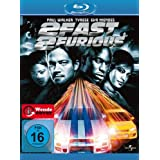 "2 Fast 2 Furious [Blu-ray]von ""Paul Walker"""