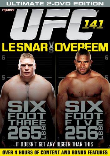 UFC 141: Lesnar vs Overeem [DVD]