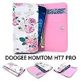 ZeWoo PU Leder Brieftasche für DOOGEE HOMTOM HT7 PRO (5,5