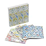 Voysey Notecard Wallet