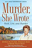 img - for Murder, She Wrote: Hook, Line, and Murder book / textbook / text book