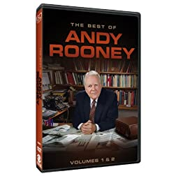 The Best of Andy Rooney Volumes 1 & 2