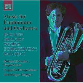 Amazon.com: Euphonium Music: Roggen, D. / Mozart, W.A. / Weber, C ...
