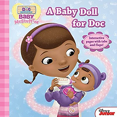 Doc McStuffins A Baby Doll for Doc
