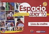 img - for Espacio Abierto Niveau 1 Livre du ma tre + acc s ... ELEteca (Spanish Edition) book / textbook / text book