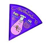 Barbapapa Plata en Forma Barba-Purple Pie