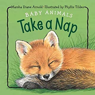 Book Cover: Baby Animals Take a Nap