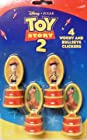 Disney Pixar Toy Story 2 (4) Woody and Bullseye Clickers