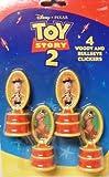 Disney Pixar Toy Story 2 (4) Woody and Bullseye Clickers