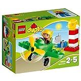 """レゴ (LEGO) デュプロ デュプロ®のまち""""小さなひこうき"""" 10808"""