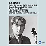 Concerto Pour Violon Bwv1041 - Concerto Pour Violon Bwv1042...