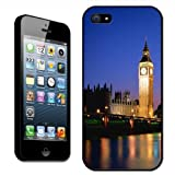 Fancy A Snuggle Big Ben Westminster Abbey London UK Clip On Back Cover Hard Case for Apple iPhone 5