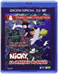 Nicky, La Aprendiz De Bruja [Blu-ray]