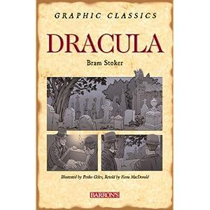 Dracula (Graphic Classics (Barron's Paperback))
