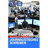 "Associated Press-Handbuch. Journalistisches Schreibenvon ""Rene J. Cappon"""