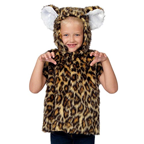 Leopard Costume for kids. One Size 3-9 Years.