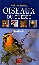 Oiseaux du Québec - Guide: d'identification