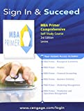img - for MBA Primer: Comprehensive 3.0 Self Study Printed Access Card book / textbook / text book