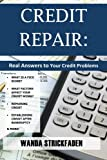 51PoLUg FsL. SL160  Credit Repair: Real Answers to Your Credit Problems