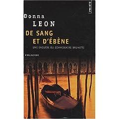 De sang et d'ébène - Donna Leon