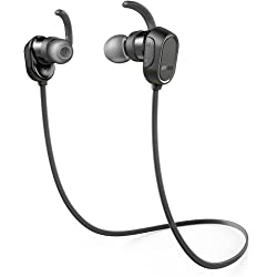 Anker SoundBuds In-Ear Sport Earbuds Wireless Bluetooth Headphones