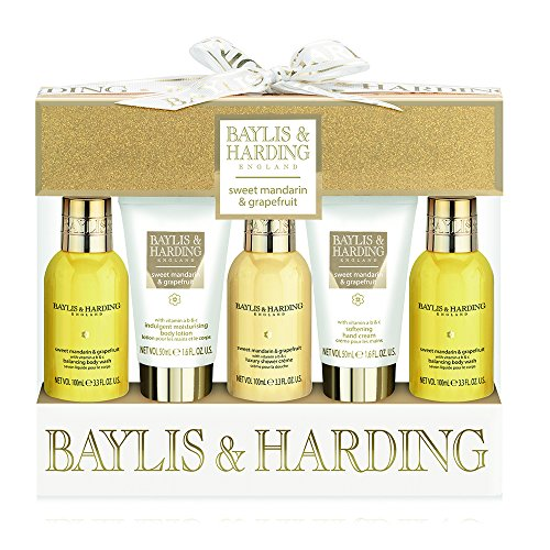 Baylis & Harding Sweet Mandarin and Grapefruit Set - 5-Piece - 1