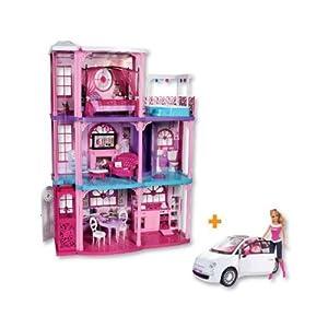 Barbie la casa di malibu for Casa barbie malibu