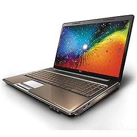 HP Pavilion DV7-1170US 17.0-Inch Laptop (2.0 GHz Intel Core 2 Duo T5800 Processor, 4 GB RAM, 320 GB Hard Drive, Blu-Ray and DVD Drive, Vista Premium)