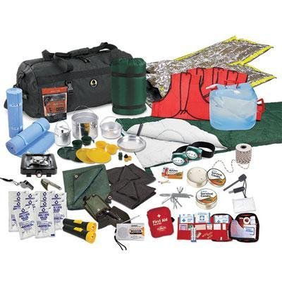 Brand New Stansport Family Emergency Preparedness Kit