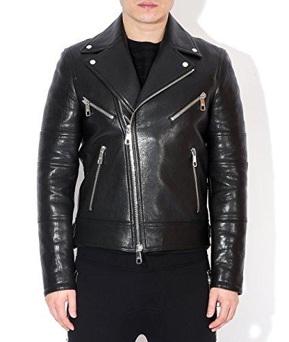 wiberlux-neil-barrett-mens-star-patch-detail-leather-biker-jacket-m-black