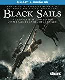 Black Sails: Season 2 [Blu-ray + UltraViolet] (Bilingual)