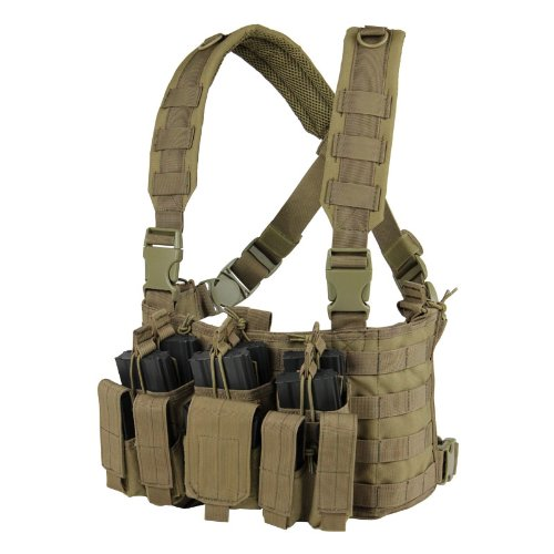 Condor Recon Chest Rig (Tan)
