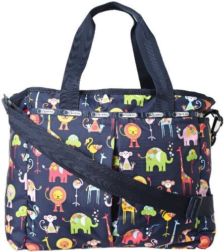 LeSportsac Ryan Baby Bag (Zoo Cute) by LeSportsac