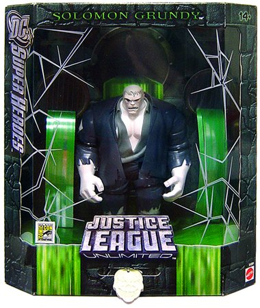 Justice League: Solomon Grundy (Comic-con Exclusive)