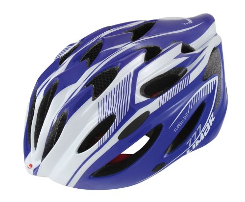 Limar Adult Cycle Helmet - Blue, 50-57 cm