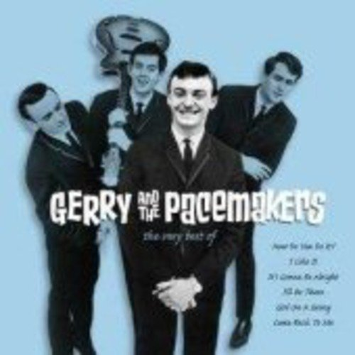 Gerry & The Pacemakers - 1960s Happy Days (Cat #50796) Disc 2 - Zortam Music