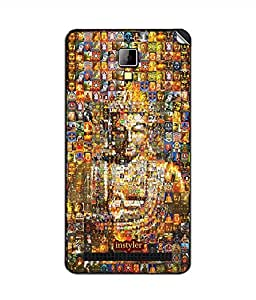 STICKER FOR MICROMAX BOLT Q331 by instyler